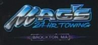 Mag's Towing Brockton MA